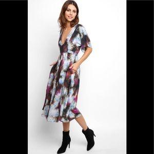 NWOT Anthropologie The Odells Monroe Dress Size SP